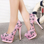 Zapatos Importados Coleccion 2016 Talles Especiales