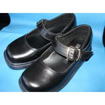 Zapato Escolar Últimos N° Nena 27,28,30 Varon 28,29,30