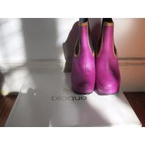 Botas Cortas - Blaque N35