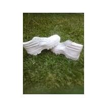 Zapato Botin Blanco Suela Goma Trabajo Frigorificos