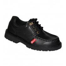 Zapatos Mocasines Escolares Colegial Marron Marcel 34 Al 40