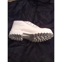 Zapato Botin Blanco Frigorifico Certificado Trabajo