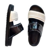 Sandalias Cuero Planas Chatitas Ojotas Zapatos Mujer Fajas