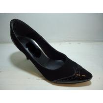 Estileto Zapato Clásico Mujer Taco Fiesta Vestir Oficina