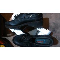 Zapatos Negros Zurich Dos Usos