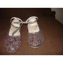 Zapatos Con Glitter Uma Mia Numero 35