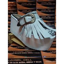 Zapato De Mujer Plataforma Print Cebra Quilmes La Mas Alta