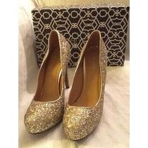 Paruolo Stilettos Glitter Oro
