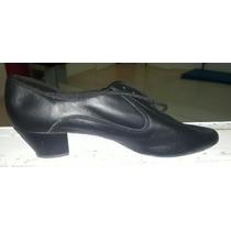 Capazio Zapatos Suela Cromo Para Tango O Bailes De Salón.