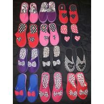 Pantuflas De Mujer,varios Diseños Y Colores