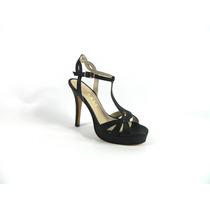 Zapatos Clasico Mujer Cuero Plataforma Verano Magali Shoes