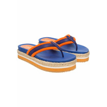Ojotas Verano Mujer Zapatos Viamo Goma Magali Shoes