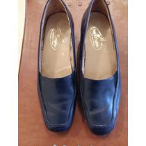 Zapatos De Cuero San Crispino