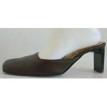 Pura, Zapatos Sandalias 39 Cuero Vacuno Violeta (ana.mar)