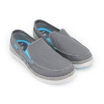 Crocs Walu Accent Grey Gris / Deporfan