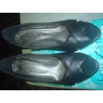 Zapato Lady Stork Taco Chino.