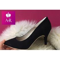 Zapato Stiletto Taco Fino Elegante Divino!! :)
