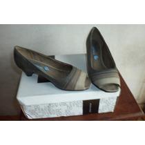 Zapato Picadilly De Descanso Nuevo Nº 35,cuero