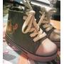 Zapatillas Botita Gap C Cierre Importados Talle 23 (14.5cms)