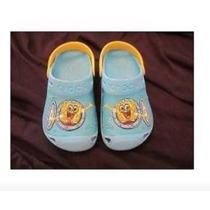 Crocs Bob Esponja Originales