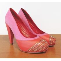 Zapatos De Mujer De Cuero