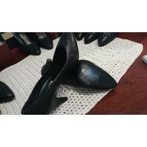Zapato Clàsico Fino En Piel De Avestruz