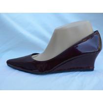 Zapato Stiletto Taco Chino Nº 40