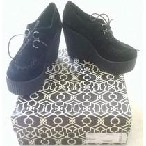 Zapatos Paroulo Abotinados