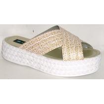 Suecos Sandalias Plataforma Zapatos Calzados Cris