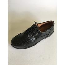 Zapato De Hombre Vestir Cosidos Arco Anatomico N°42 Oferta
