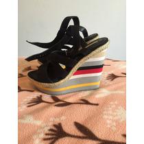 Zapatos Taco Chino Zara
