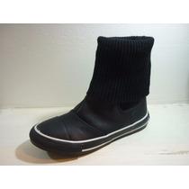 Botita Con Puño Zapatos Zapatilla Urbana