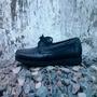 Oferta 2 Pares Zapatos Colegiales Cuero Uniforme Mocasín