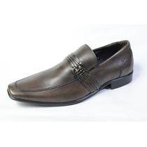 Zapato Mocasin De Cuero Democrata Triton