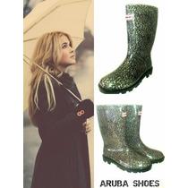 Botas De Lluvia Mujer - Aruba Shoes