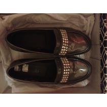 Zapatos Paruolo De Charol 36