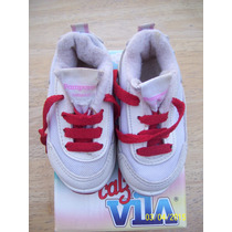 Zapatillas Pampero Infantil. Talle 18