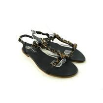 Ojotas Verano Mujer Zapatos Chatitas Chatas Magali Shoes