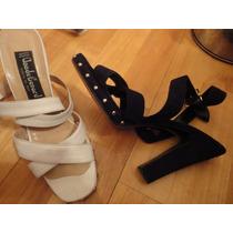 Zapatos Stilettos Unicos En Calidad Cuero Importados Arezzo