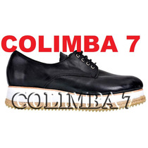 Prüne / Blaque Zapatos 100 %cuero Nueva N°37 New Colection