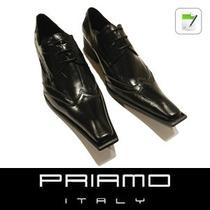 Zapatos Hombre Priamo Italy Cordones Taco Alto [ca001720]