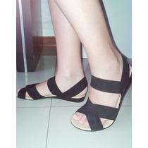 Hermosos Zapatos Sandalias Chatitas Elastizadas