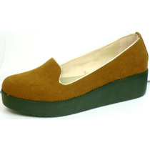Mocasines Zapatos Creepers Plataforma