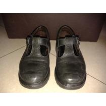 Zapatos Colegial Guillermina Woodland Nº 28