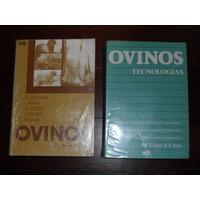Ovinos De Dr. César Calvo -2 Tomos
