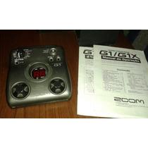 Pedalera Zoom G1