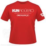"Remeras Kun ""Kun Aguero"""