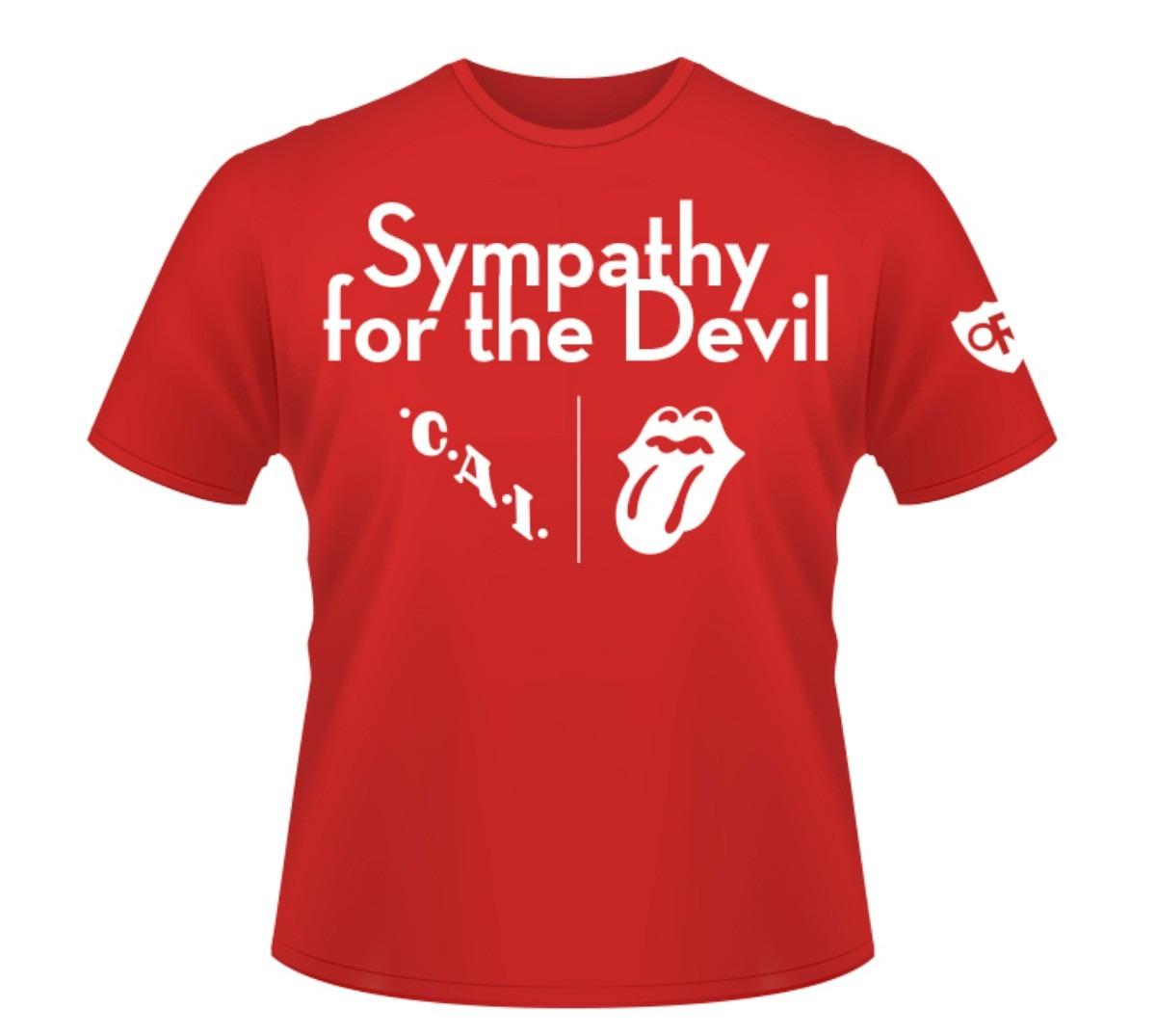 """Rock and Rojo """"Simpatía por el diablo"""""""