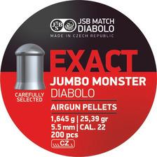 Balines Jsb Exact Jumbo Monster X200 5.5 - Aire Hay Crosman