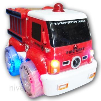 Mi Primer Radio Control Camion Bomberos Outlet 2da Seleccio
